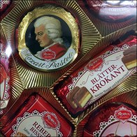 Mozart Candy Assortment Shelf-Edge Fencing