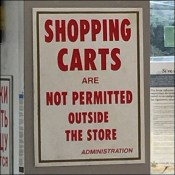 Shopping Cart Use Restrictions Apply