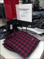 Express CoronaVirus Flannel-Shirt Social Distancing