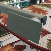 Side-Mount Metal-Plate Label Holders