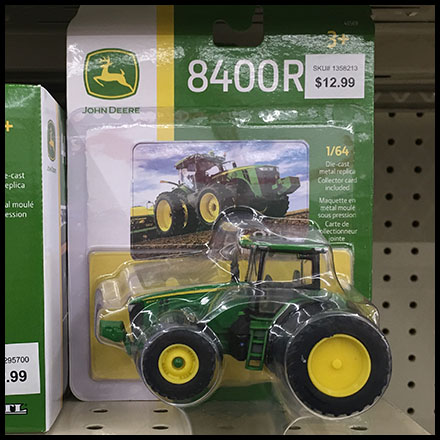 Sizing John Deere Tractors Correctly