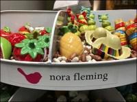 Nora Fleming Branded Lazy-Susan Carousel