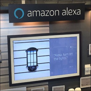 Amazon Alexa Electrical-Outlet Outfitting