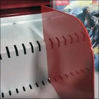 Nintendo Simple Slotted Metal Shelf Divider