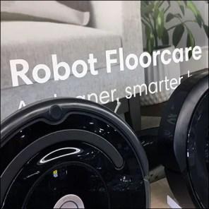 Regimented Robot Shelf Merchandising
