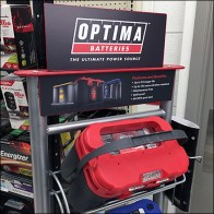 Optima Ultimate Battery Power Source