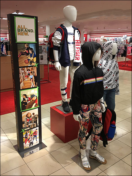 All Brand New Tommy Hilfiger Staging