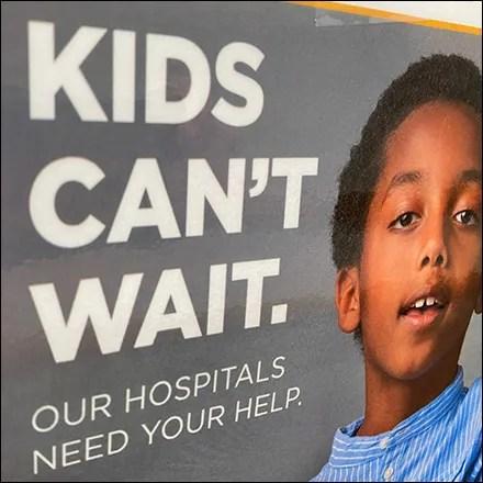 Kids-Can't-Wait Public Service Announcement