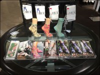 Hue Fashion Hosiery Foot Form Lineup