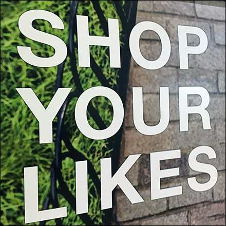 Macy's Shop-Your-Likes Sunglasses Poster