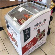 Protein-Pizza Coffin Case Cooler