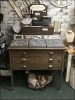 Ginger Snaps Secretary Desk Display