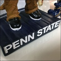 Penn-State Nittany-Lion Statue Souvenir