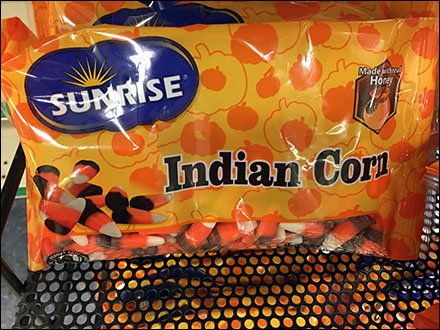 Candy-Corn vs Indian-Corn Merchandising