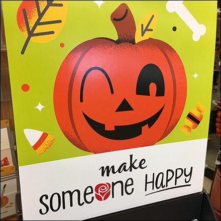 Make-Someone-Happy Halloween Greetings