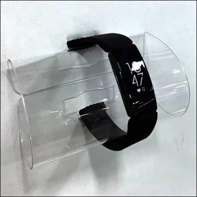 Fitbit Upright Acrylic Bracelet Hump