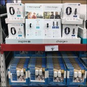 Double-Wide Fitbit Pallet-Rack Display
