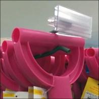 Children's Shovel Scan Hook Outfitting