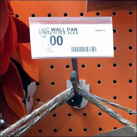 Fall Orange Pegboard Skinz Overhaul