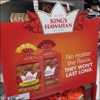 King's Hawaiian Color-Coded Merchandising
