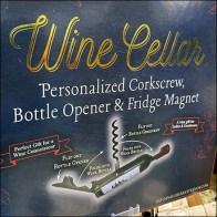 Wine-Cellar Racks-Up Corkscrew Sales