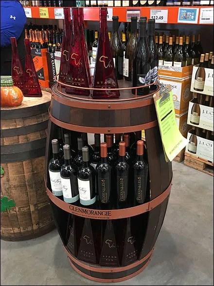 Glenmorangie Close-Out Liquor Barrel