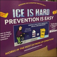 Ice-Is-Hard Ice Prevention Is EasyIce-Is-Hard Ice Prevention Is Easy