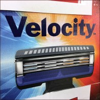 Velocity Razor Display Built-In Cross-Sell