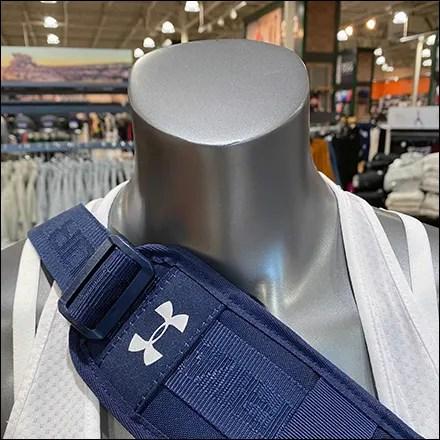Under-Armor Women's Mannequin Branding
