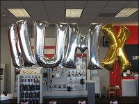Verizon HUMX Inflatable Ceiling Headline