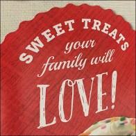 Betty Crocker Sweet-Treats Baking Branding