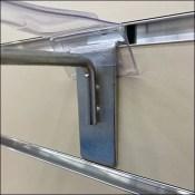90º Tip Slatwall Hook Overlay Details