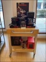 Crugxx Contemporary Small Appliance Display