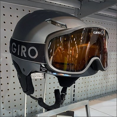 Giro Helmet-Stand With Sign-Holder