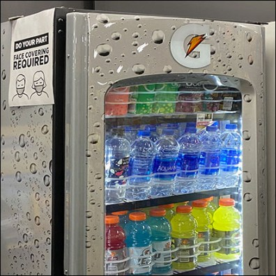 Gatorade Grab-and-Go Beverage Cooler
