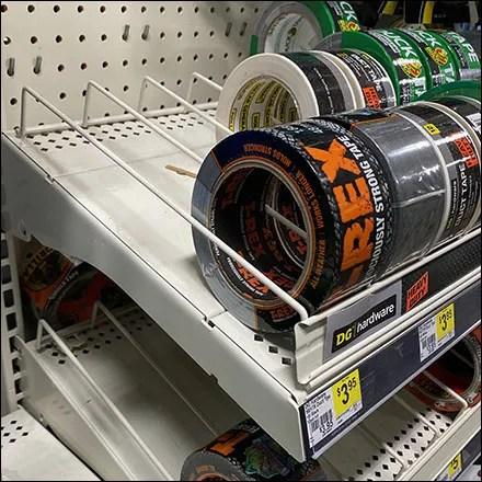 Rex-Tape Shelf-Top Gravity-FeedRex-Tape Shelf-Top Gravity-Feed