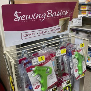 Sewing Basics Powerwing Offering