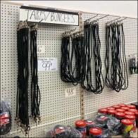 Bungee-Cord Bonanza Merchandising Display