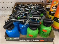 Mini Oil-Can Merchandising Intricacy