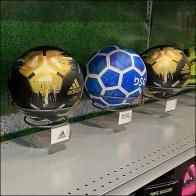 Pegboard-Mount Soccer Ring Hooks