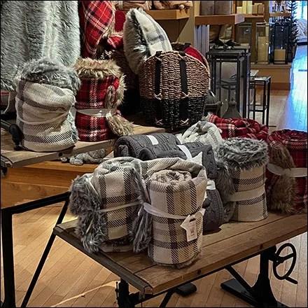 Blanket Merchandising Extravaganza