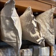 Pillow Wall Merchandising Display