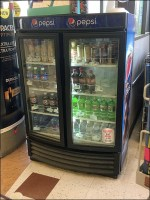 Pepsi Grab-And-Go Beverage Cooler