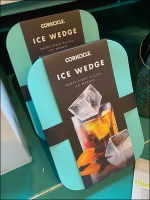 Don't-Be-Square Corkcicle Ice Wedge