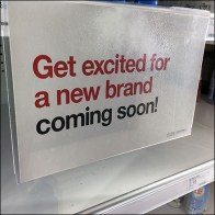 New Brand Coming Soon Cooler Promo