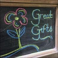 Venus-Flytrap Great-Gifts Blackboard OfferVenus-Flytrap Great-Gifts Blackboard Offer