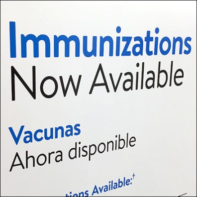 Immunization Available in Spanish Too