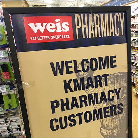 Weis Pharmacy Welcomes Kmart Pharmacy Customers Feature1
