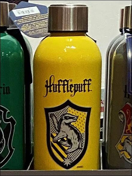 Harry-Potter Water-Bottle Logo Branding