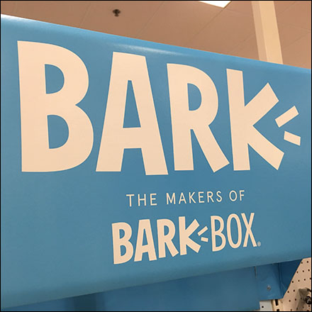 Bark-Brand Excited Puppy Mascots
